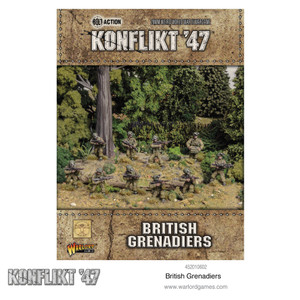 Konflikt '47: British Grenadiers