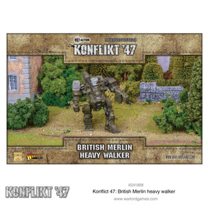 Konflikt '47: British Merlin Heavy Walker