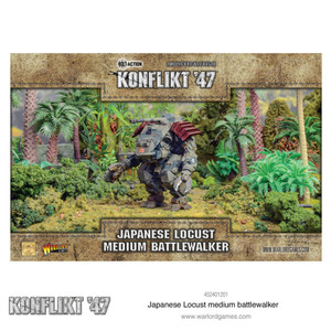 Konflikt '47: Japanese Locust Medium BattleWalker