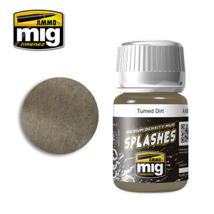 AMMO: Enamel Splash/Medium Mud Texture - Turned Dirt (35ml)