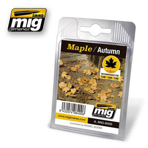 AMMO: Scenery Leaves - Maple/Autumn