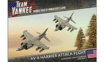 Team Yankee: AV-8 Harrrier Attack Flight
