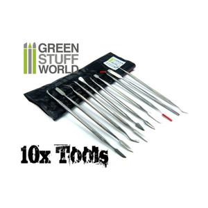 10x Sculpting Tools