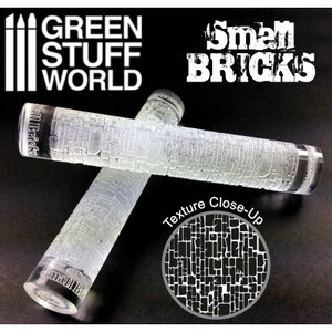 Rolling Pin Small Bricks