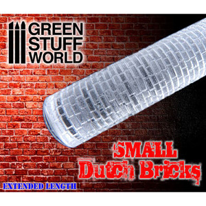 Rolling Pin Small DUTCH Bricks