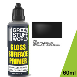 Gloss Surface Primer 60ml - Black