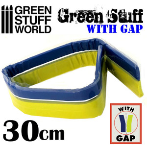 Green Stuff Tape 12 inches WITH GAP