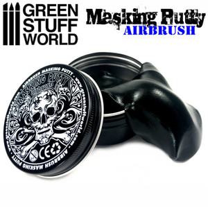 Airbrush Masking Putty