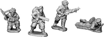 WWII 28mm: British Airborne Specialists (4)