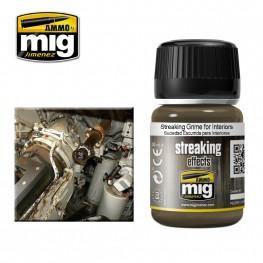AMMO: Enamel Streaking - Grime for Interiors (35ml)