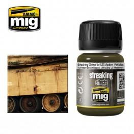 AMMO: Enamel Streaking - Grime for US Modern Vehicles (35ml)