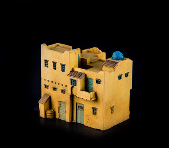 6mm Medina Series Building (Resin) - 285MEV151