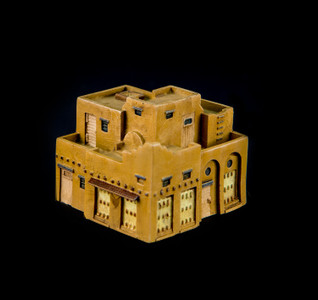 6mm Medina Series Building (Resin) - 285MEV152