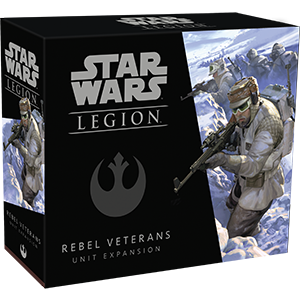 Star Wars: Legion - Rebel Veterans Unit Expansion