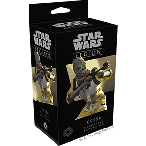 Star Wars: Legion - Bossk Operative Expansion