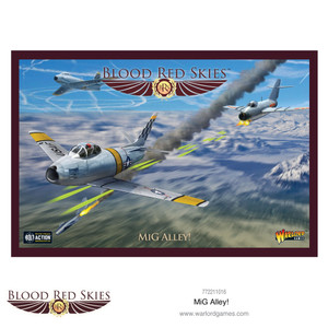 Blood Red Skies: Mig Alley Set