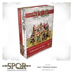 SPQR: Gaul Tribesmen Archers