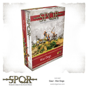 SPQR: Gaul War Dogs