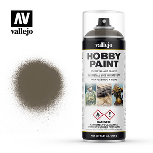 Vallejo Hobby Paint (Spray) - US Olive Drab