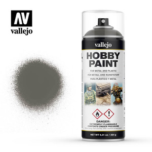 Vallejo Hobby Paint (Spray) - German Field Grey