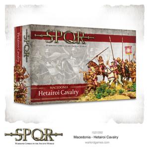 SPQR: Macedonian Hetairoi Cavalry