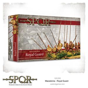 SPQR: Macedonian Royal Guard