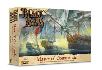 Black Seas: Master and Commander Starter Set