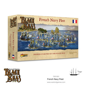 Black Seas: French Navy Fleet (1770-1830)