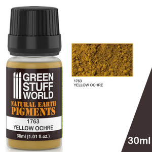 Pigment YELLOW OCHRE
