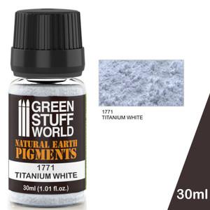 Pigment TITANIUM WHITE