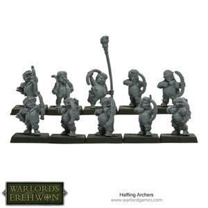 Hobbit / Halfling Archers