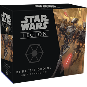 Star Wars: Legion - Battle Droids Unit Expansion