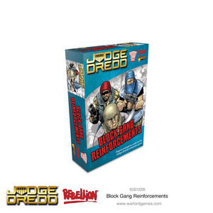 Judge Dredd: Block Gang Reinforcements