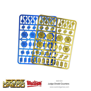 Judge Dredd: Judge Dredd Counters
