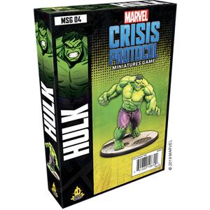Marvel: Crisis Protocol - Hulk Character Pack
