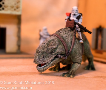 Star Wars: Legion - Dewback Rider Unit Expansion