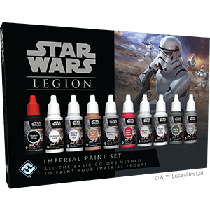 Star Wars: Legion - Imperial Paint Set