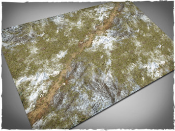 Game mat - Northland - Cloth, 4x6