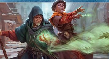 Frostgrave Wizards II - Female Wizards