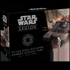 Star Wars: Legion -  TX-225 GAVw Occupier Combat Assault Tank Unit Expansion