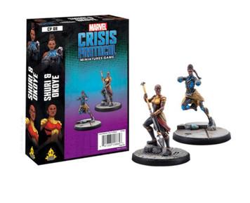 Marvel: Crisis Protocol - Shuri and Okoye