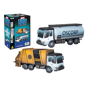 Marvel: Crisis Protocol - NYC Commercial Truck Scenery Pack