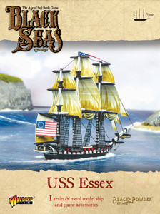 Black Seas: USS Essex