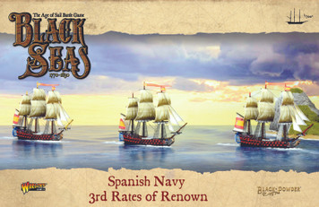 Black Seas: Spanish Navy 3rd Rates of Renown