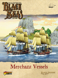 Black Seas: Merchant Vessels