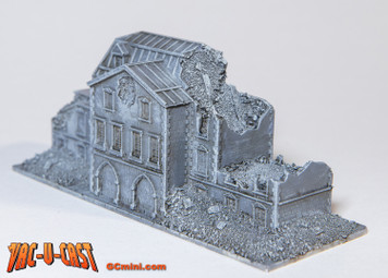 Large Ruined Building - 285VAC001