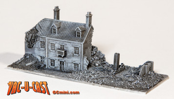 Block of Ruined Buildings - 285VAC002