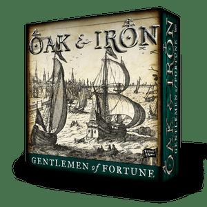 Oak & Iron: Gentelmen of Fortune Expansion
