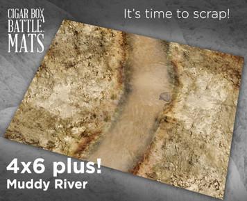 Battle Mat - Muddy River