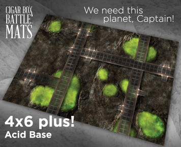 Battle Mat - Acid Base